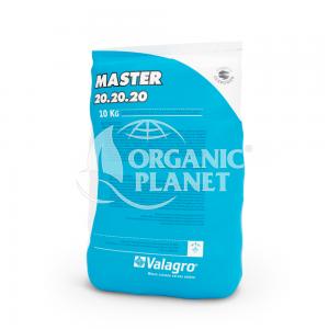Master (Мастер), Мінеральне добриво, 10 кг, NPK 20-20-20, Valagro