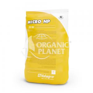 Micro NP (Мікро НП), Мінеральне добриво (Гранули), 25 кг, Valagro
