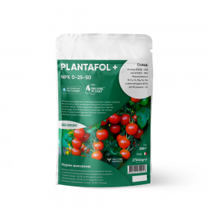 Plantafol (Плантафол), Мінеральне добриво, 250 г, NPK 0-25-50, Valagro