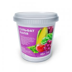 SoluPotasse (Солюпотасс), Сульфат калію, 1 кг